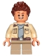 Minifig No: sw0851  Name: Rowan - Tan Jacket