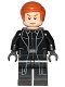 Minifig No: sw0854  Name: General Hux - Hair
