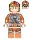 Minifig No: sw0862  Name: Resistance Bombardier (Nix Jerd)