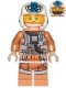 Minifig No: sw0864  Name: Resistance Gunner Paige