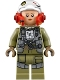 Minifig No: sw0884  Name: Resistance Pilot A-wing (Tallissan 'Tallie' Lintra)