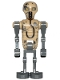 Minifig No: sw0936  Name: 2-1B Medical Droid (Dotted Badge and Peeling Paint Pattern)