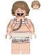 Minifig No: sw0957  Name: Luke Skywalker (Bacta Tank Outfit, Dark Tan Hair)