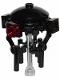 Minifig No: sw1017  Name: Imperial Probe Droid, Black Sensors, Single Bar Frame Octagonal