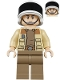 Minifig No: sw1035  Name: Captain Antilles (Dark Tan Shirt)