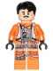 Minifig No: sw1038  Name: Biggs Darklighter (Hair)