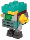 Minifig No: sw1041  Name: Gonk Droid (GNK Power Droid), Dark Turquoise
