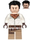 Minifig No: sw1049  Name: Poe Dameron (White Shirt)