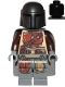Minifig No: sw1057  Name: The Mandalorian (Din Djarin / 'Mando') - Brown Durasteel Armor