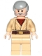 Minifig No: sw1084  Name: Obi-Wan Kenobi (Old, Detailed Robe and Head)