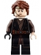 Minifig No: sw1095  Name: Anakin Skywalker (Dirt Stains, Headset)