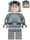 Minifig No: sw1101  Name: General Maximillian Veers - Helmet with Goggles Print