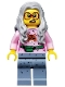 Minifig No: tlm006  Name: Mrs. Scratchen-Post - Minifigure only Entry