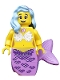 Minifig No: tlm016  Name: Marsha Queen of the Mermaids - Minifigure only Entry