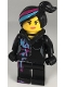 Minifig No: tlm027  Name: Wyldstyle with Hood Folded Down