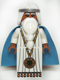 Minifig No: tlm071  Name: Vitruvius with Medallion and Black Eyes with Pupils