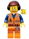 Minifig No: tlm148  Name: Awesome Remix Emmet - Minifigure only Entry