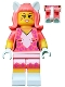 Minifig No: tlm162  Name: Kitty Pop - Minifigure only Entry