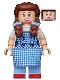 Minifig No: tlm163  Name: Dorothy Gale - Minifigure only Entry