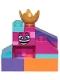 Minifig No: tlm200  Name: Queen Watevra Wa'Nabi - Small Pile of Bricks Form 2