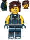 Minifig No: tlm209  Name: Rex Dangervest - Angry / Confused with Jet Pack