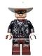 Minifig No: tlr010  Name: Lone Ranger - Mine Outfit