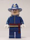 Minifig No: tlr016  Name: Captain J. Fuller