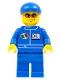Minifig No: tls060  Name: Lego Brand Store Male, Octan - Sunrise