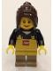Minifig No: tls092  Name: Lego Employee, Female with Apron