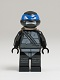Minifig No: tnt001  Name: Shadow Leonardo