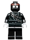Minifig No: tnt011  Name: Foot Soldier - Robot