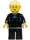 Minifig No: twn198  Name: Dunk Tank Lady