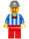 Minifig No: twn199  Name: Juggling Man