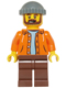 Minifig No: twn202  Name: Truck Driver / Ride Operator