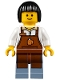 Minifig No: twn270  Name: Barista with Gray Shading at Sides