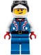 Minifig No: twn306  Name: Daredevil Pilot