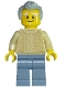 Minifig No: twn327  Name: Child's Grandfather