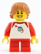 Minifig No: twn339  Name: Boy with White Classic Space Shirt