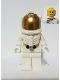 Minifig No: twn374  Name: NASA Apollo 11 Astronaut - Male with White Torso with NASA Logo and Thin Grin