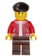 Minifig No: twn402  Name: Newsstand Operator