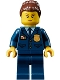 Minifig No: twn406  Name: Police Officer, Female