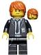 Minifig No: uagt003  Name: Agent Max Burns
