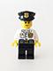 Minifig No: uagt007  Name: Astor City Guard