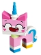 Minifig No: uni02  Name: Unikitty - Laughing