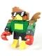 Minifig No: uni09  Name: Hawkodile