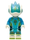 Minifig No: vid003  Name: Alien DJ