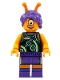 Minifig No: vid008  Name: Alien Keytarist - Minifigure only Entry
