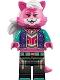 Minifig No: vid027  Name: Kitten Keytarist