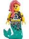 Minifig No: vid030  Name: Mermaid Violinist