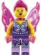 Minifig No: vid034  Name: Fairy Singer